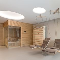 Diy Sauna, Basement Sauna, Sauna Room, Indoor Sauna, Spa Interior Design, Traditional Saunas, Gym Room At Home, Sauna Design, Room Design Bedroom