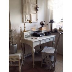 Shabby and Charming: Vintage and romantic at Maria