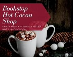 Bookstop Hot Cocoa Shop Raise Funds, Cocoa, Something To Do, Author, Box, Tableware, Shopping, Snare Drum, Dinnerware