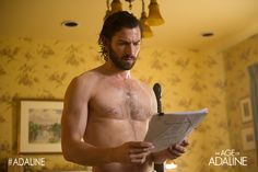 We could spend a lifetime staring! Game of Thrones and Adaline's hottie Michiel Huisman.