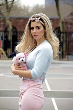 Marina Diamandis for LadyGunn Magazine, 2012