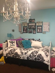 Pinterest Teen Bedrooms | Pin by Dannette Goza Brown on Teenage girl bedroom ideas | Pinterest
