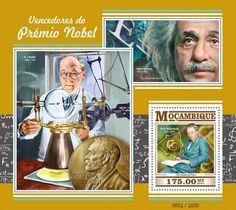 MOZ15418b Nobel prize (W. K. Heisenberg (1901-1976) – 1932 Nobel Prize in Physics)