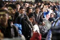 Map Visualizes Chinese New Year Migration - China Real Time Report - WSJ