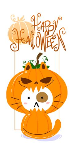 Resultado de imagen para kawaii halloween wallpaper iphone