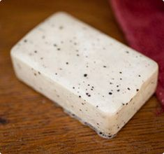 Earthineer blog: Simple Goat Milk Soap Recipe