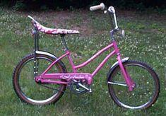 banana seat bike when-i-was-your-age