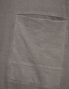 T-shirt with breast pocket - What's new - Clothing - Man - PULL&BEAR Italy