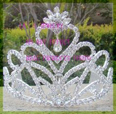 1000+ images about Pageant crowns on Pinterest | Pageant ...