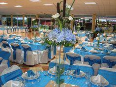 Decoracion de salon de fiesta on pinterest quinceanera - Decoracion fiesta jardin ...