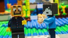 GermanLetsPlay wird GERECKT! | PALUTEN LEGO ANIMATION