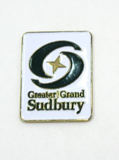 Greater Sudbury Hat Pin or Lapel Pin Greater Sudbury, Hat Pins, Lapel Pins, Store, Hats, Ebay, Hat, Storage, Shop