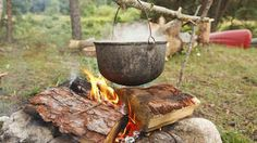 Soup Making May Be Older Than We'd Thought - - The tradition of making soup is probably at least years old, says one archaeologist. Stone Age Ks2, Paleolithic Era, Stone Soup, Hunter Gatherer, Forest School, Bowl Of Soup, Iron Age, Food Themes, Prehistory