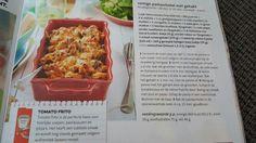 Romige pastaschotel met gehakt