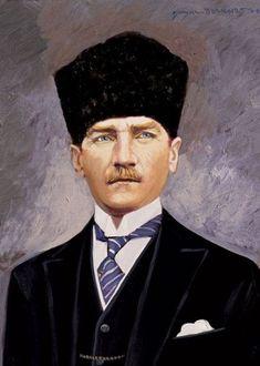 Gazi Mustafa Kemâl Atatürk