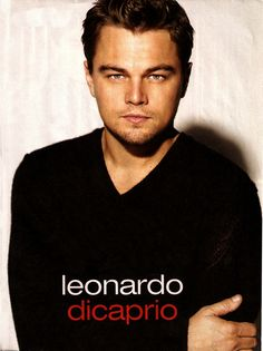 <3 Leo DiCaprio
