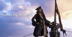 Revivimos las mejores frases del personaje más elocuente del universo Disney, Jack Sparrow.