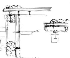 Spazi Consonanti · Progetto di restauro e valorizzazione del casale rurale prossimo al complesso archeologico delle cosiddette Terme di Tito Floor Plans, Architecture, House, Homes, Arquitetura, Home, Architecture Design, Floor Plan Drawing, Houses