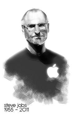 RIP Steve Jobs #SteveJobs
