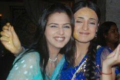 Dalljiet Kaur & Sanaya Irani #ipkknd