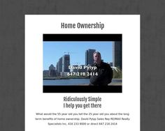 Home Ownership - Tackk  Builds equity for your own use later