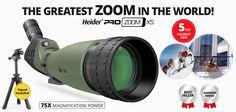 heider zoom x5
