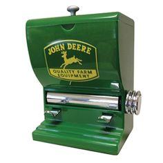 5dae549024a John Deere Toothpick Dispenser | WeGotGreen.com John Deere Decor, John  Deere Hats,