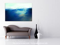 Christian Art | 2 Peter 1:3. Jesus Is Divine To Me | Modern Abstract Painting. MarkLawrenceGallery.com