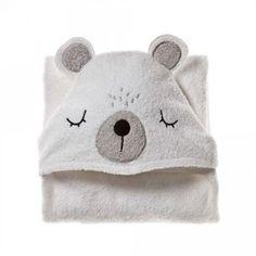 Adairs Baby Animal Hooded Towel Bear, baby towel, towel for baby Diy Baby Gifts, Baby Crafts, Mermaid Quilt, Adairs Kids, Hooded Bath Towels, Baby Towel, Baby Sewing, Baby Accessories, Baby Bibs
