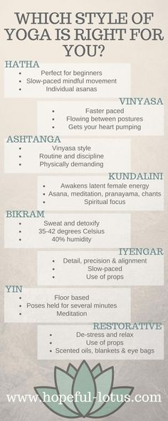 So you know the benefits of yoga and you want to start a practice. But with all the different forms of yoga out there, things can get a bit confusing as a beginner yogi! Different yoga styles suit different people. which is why I've summarised 8 common Yoga Beginners, Yoga For Beginners Flexibility, Yoga Sequence For Beginners, Meditation For Beginners, Beginner Yoga Routine, Yoga For Beginners Anxiety, Beginner Yoga Poses, Chakra For Beginners, Jogging For Beginners