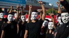 Anonymous launches #OpFerguson after racist cop kills unarmed Missouri teen MIchael Brown, shooting him 6 times and twice in the head.