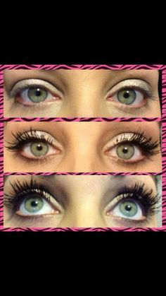 Moonstruck 3D Fiber Lashes, a 300% increase in fullness and thickness.  www.younique.com/CoraJeffery