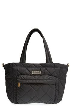 designer diaper bags tory burch 38mq  Check out my latest find from Nordstrom: MARC BY MARC JACOBS MARC BY MARC  JACOBS ' Eliz-A-Baby' Quilted Diaper Bag
