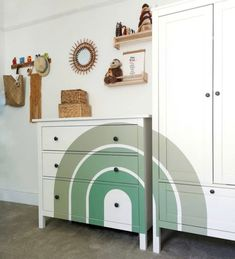 Decorating with paint