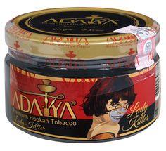 Adala Tabak Ladykiller! 200 Gramm - 14.90€ Versand innerhalb Deeutschland #ladykiller #adalya #shisha #tabak