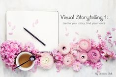 Visual storytelling 1 ecourse