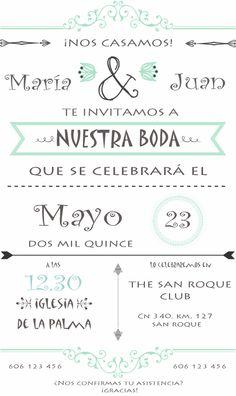 """invitación de boda personalizada                                                                                                                                                <button class=""""Button Module borderless hasText vaseButton"""" type=""""button"""">       <span class=""""buttonText"""">                          Más         </span>          </button>"""