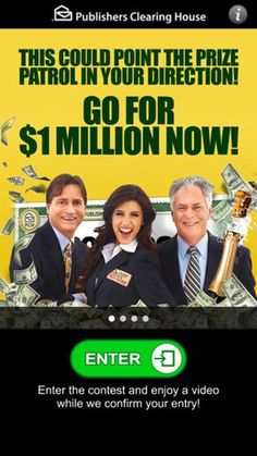 The PCH App by Publishers Clearing House