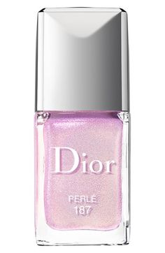 Dior -- Perle - Trianon Collection Matte Top Coat (Limited Edition)