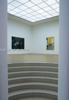Hans Hollein | Museo de Arte Contemporáneo [Museum Moderne Kunst] | Frankfurt, Alemania | 1982-1991