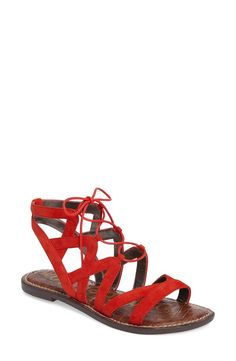 774508c7c26 Sam Edelman Sam Edelman  Gemma  Lace-Up Sandal (Women) available at