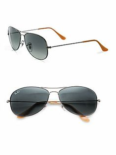 Back to the #classics - #Ray-Ban New Classic Aviator Sunglasses