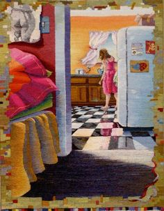 Textile Design and Designer`s Platform Sarah Swett