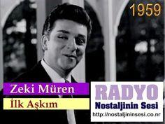 Zeki Müren - İlk Aşkım (1959)
