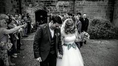 Beautiful #Lacebride Gemma wearing 'Daisy' by House of Mooshki at Oakwell Hall