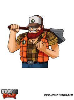 Leader Timber level1