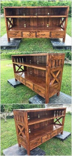 Pallet Wood Project