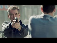 BEHIND THE SCENES of #TheNovemberMan with #PierceBrosnan & #LukeBracey