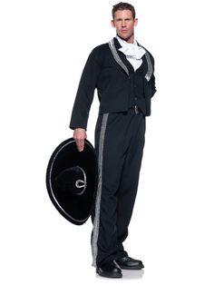 Mariachi Costume Adult