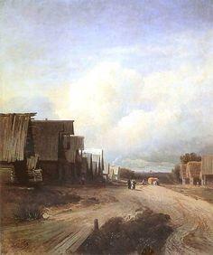Картинки по запросу деревенская улица старое фото